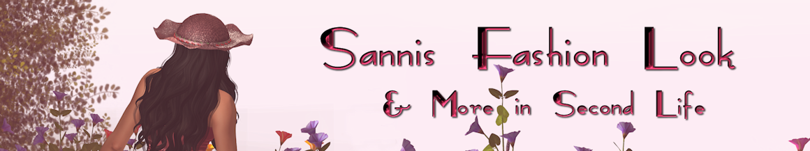 Friends BLOG: Sanni's Fashion Look & More