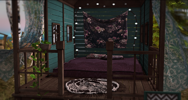sannis fashion look more in sl fashion lifestyle and living in second life. Black Bedroom Furniture Sets. Home Design Ideas