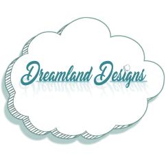 Dreamland Designs Store Logo