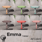 _pc_ emma tables-all colors poster
