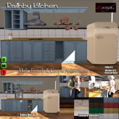 Raithby Kitchen Ad - Dench Designs