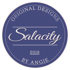 Salacity Logo - blue wht