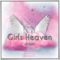 Girls Heaven -EVENT- LOGO